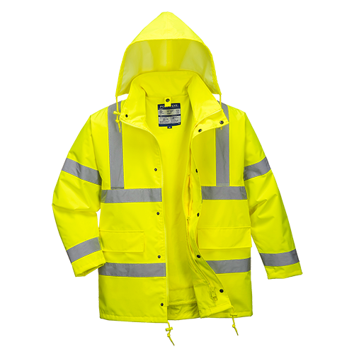 Portwest US468 Hi-Vis 4-in-1 Traffic Jacket