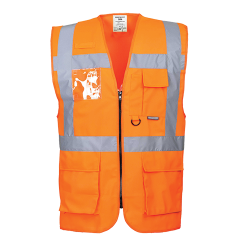 Portwest US476 ANSI Class 2 Berlin Executive Vest