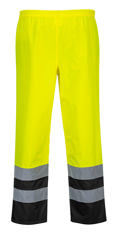 Portwest S486 Hi-Vis Two Tone Traffic Pants