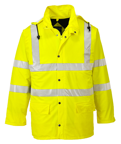Portwest US490 Sealtex Ultra Lined High Visibility Jacket