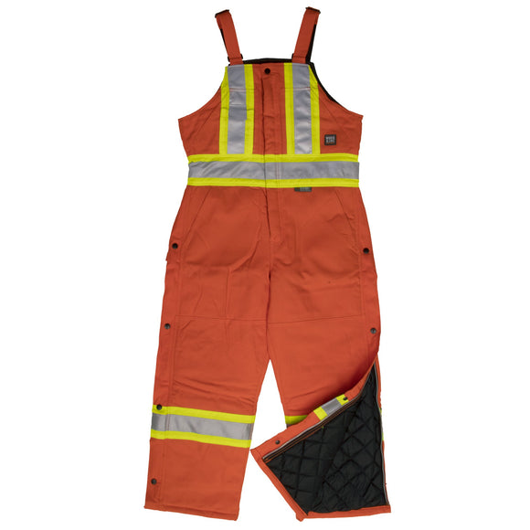Work King S757 Class 1 HiVis Thermal Overall