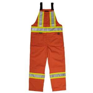 Work King S769 Class 1 HiVis Unlined Safety Overall