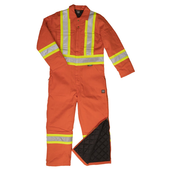 Work King S787 Class 1 HiVis Thermal Coverall