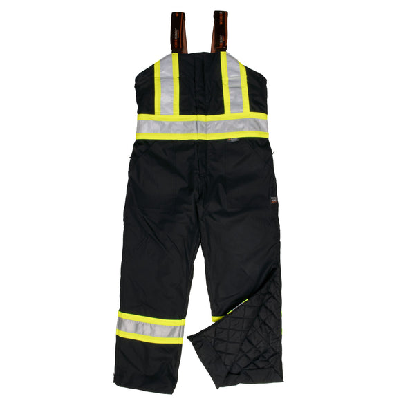 Work King S798 Class E Black Contrast HiVis Thermal Overall