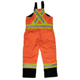 Work King S876 Class E HiVis Waterproof Thermal Overall