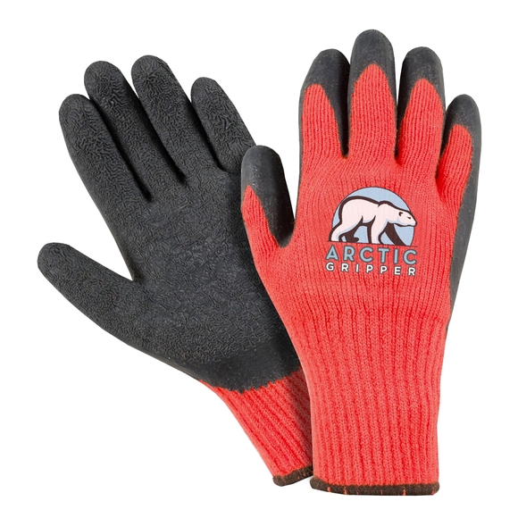 Southern Glove OFBLLPD Hi Vis Arctic Gripper Thermal Glove