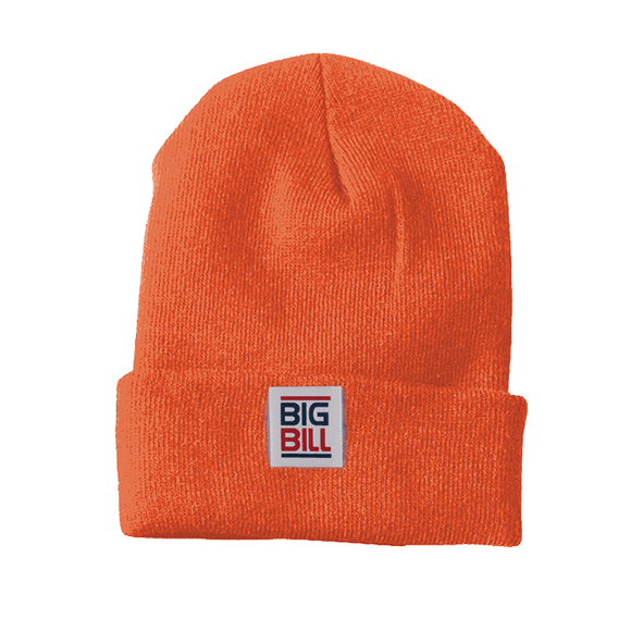 Big Bill Tuque Winter Knit Hat