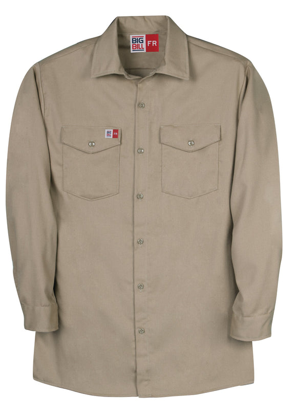Big Bill TX231US7 Westex UltraSoft® FR Industrial Work Shirt