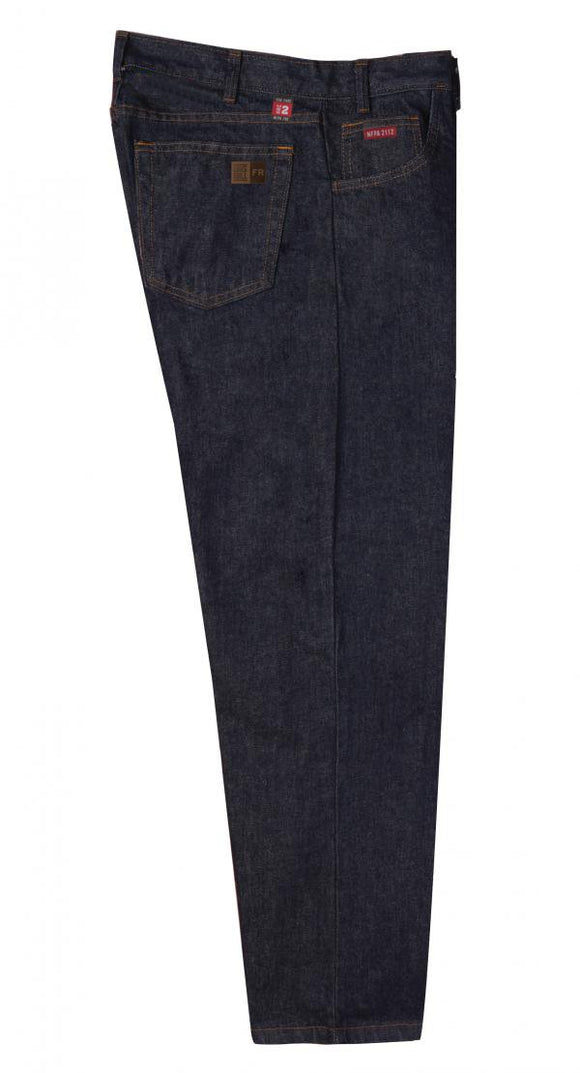 Big Bill TX910IN14 Westex Indigo® Relaxed Fit FR Jeans