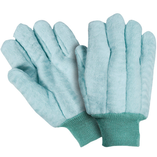 Southern Glove U2199 Heavy Weight Green Chore Knit Wrist GlovesSouthern Glove U2199 Heavy Weight Green Chore Knit Wrist Gloves