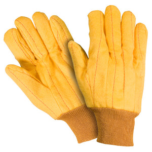 Southern Glove UFS2307 Medium Weight Golden Brown Quilted Chore Gloves