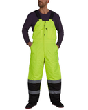 Utility Pro UHV500 High Visibility Lined Bib Overalls