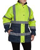 Utility Pro UHV664 Women's High Visibility Parka