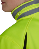 Utility Pro UHV668 Women's Hi Vis Soft Shell Jacket