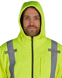Utility Pro UHV773 High Visibility Soft Shell Winter Jacket