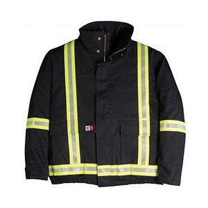 Big Bill V405N5 Nomex® Winter Bomber Jacket with Reflective Material