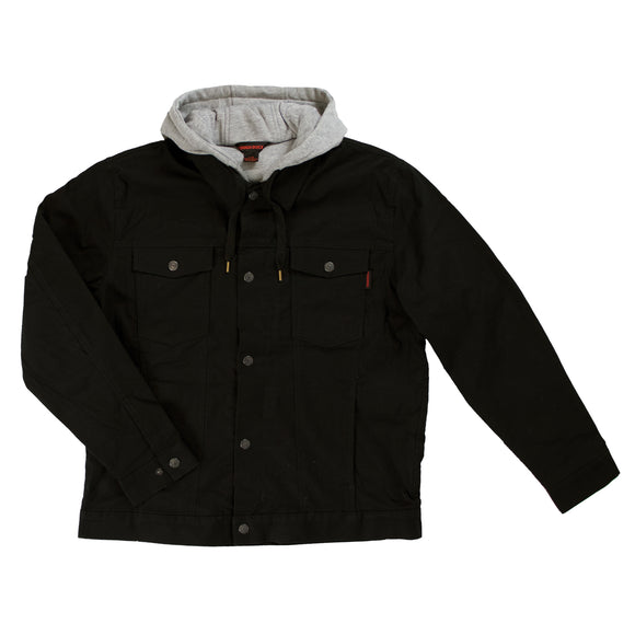 Tough Duck WJ12 Hooded Trucker Jacket
