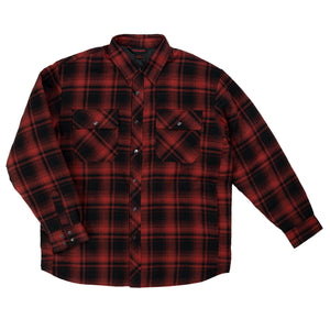 Tough Duck WS05 Quilt Lined Flannel Shirt