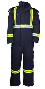Big Bill M805US7 Westex UltraSoft® Hi Vis Insulated Coverall