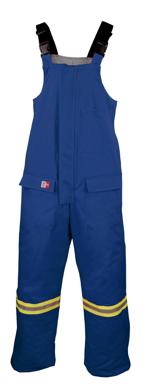 Big Bill M905US7 Westex UltraSoft® Hi Vis Insulated Winter Bib Overall