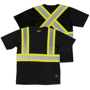 Work King S392 Class 1 HiVis Shirt with Pocket