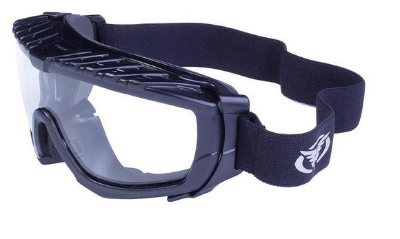 Global Vision Ballistech 1 A/F Anti-Fog Goggles with Clear Lenses