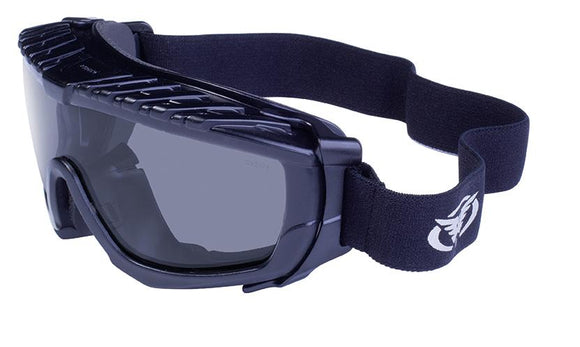 Global Vision Ballistech 1 A/F Anti-Fog Goggles with Smoke Lenses