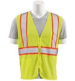 ERB S195C ANSI Class 2 Flame Retardant Safety Vest
