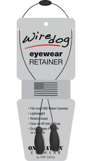 ERB 15750 Wiredog Safety Glasses Retainer, Pack of 12