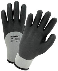Dipped Bi-Polymer Thermal Gloves