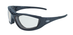 Global Vision Freedom 24 Kit A/F Anti-Fog Safety Glasses Kit with Clear Photochromic Transition Lenses