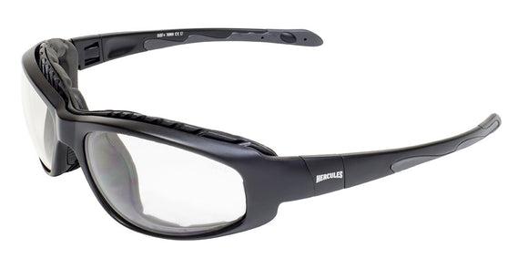 Global Vision Hercules 2 Plus 24 Kit Safety Glasses with Clear Photochromic Lenses