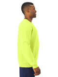 Jerzees 562MR NuBlend® Hi Vis Crewneck Sweatshirt