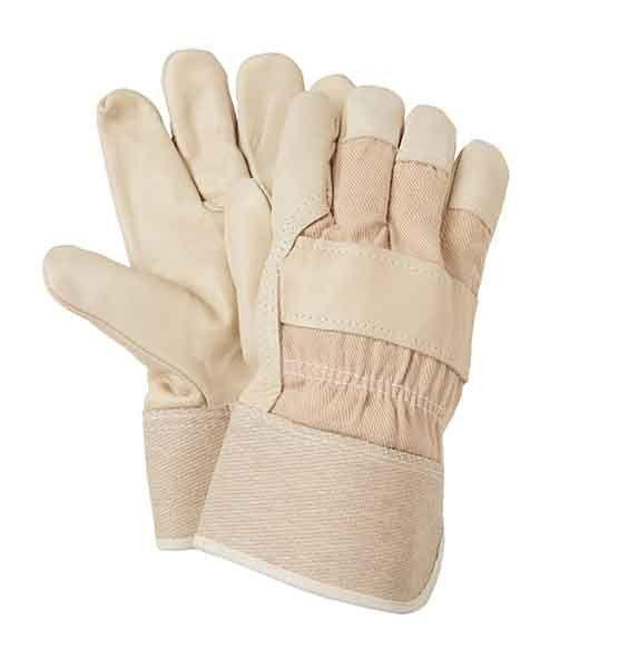 Fairfield Glove I-30B Premium Grade Cowhide Leather Palm Work Glove