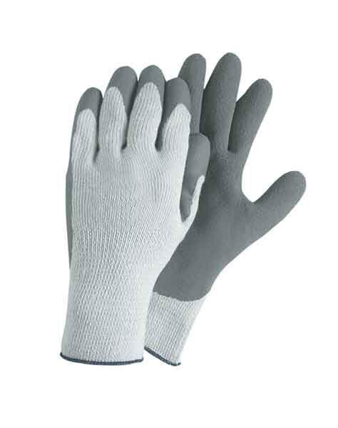 Fairfield Glove 51575 Polycotton Work Glove with Rubber Palm