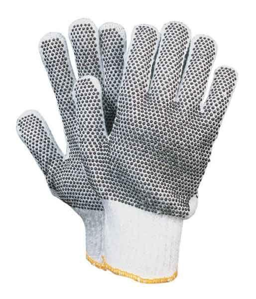 Fairfield Glove 59550 Reversible String Knit Work Gloves with PVC Dots