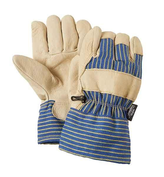 Fairfield Glove 55523TH-40G Cold Weather Leather Palm Work Glove