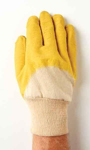 Fairfield Glove 56830G Rubber Coated Cotton Work Gloves