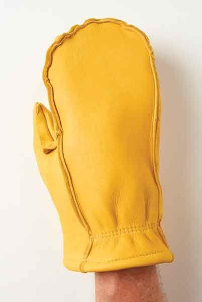 Fairfield Glove GE112TH Elkskin Chopper Mitten Work Mitts