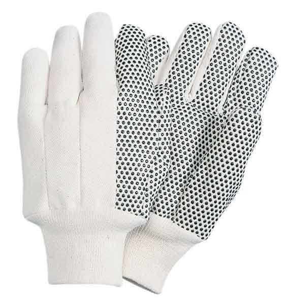Fairfield Glove I-19 PVC Dotted Cotton Work Gloves