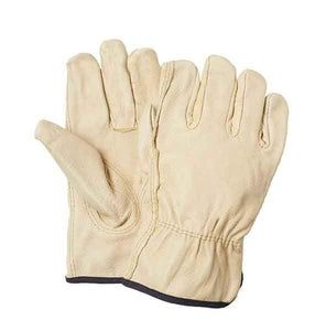 Fairfield Glove 54731 Pigskin Leather Fleece Lined Work Glove