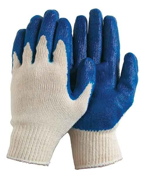 Fairfield Glove 51275 Economy PVC Palm Cotton Work Glove
