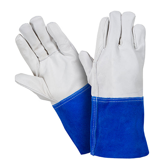 Southern Glove TIGW4 Grain Leather Goatskin Welder Gloves