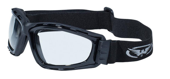 Global Vision Trip Goggles with Clear Lenses