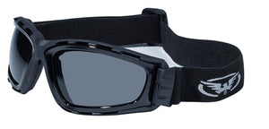 Global Vision Trip Goggles with Smoke Lenses
