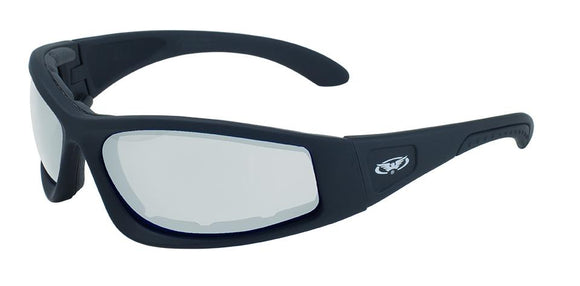 Global Vision Triumphant 24 Safety Glasses with Clear Photochromic Lenses