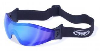 Global Vision Z-33 GT A/F Anti-Fog Goggles with G-Tech Blue Lenses