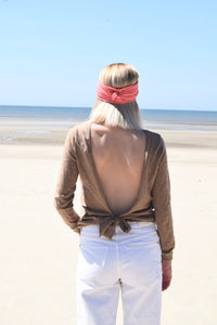 Courtney gaze corail