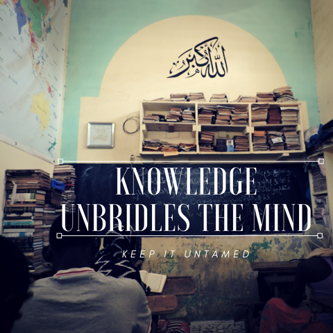 School Dakar - Hengsy Hats Knowledge unbridles the mind