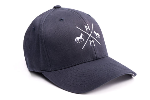 Hengsy Hat - The Friesian - Flexfit Dad Hat - Navy